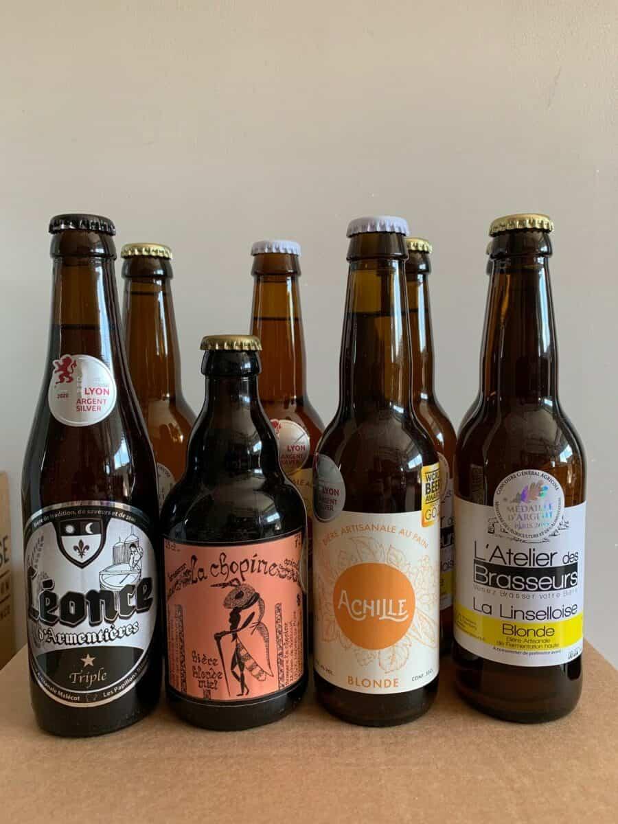 Des bières médaillées des hauts-de-france