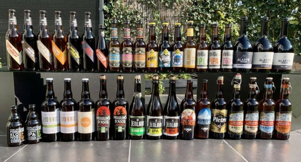 Les bières françaises médaillées au World Beer Award