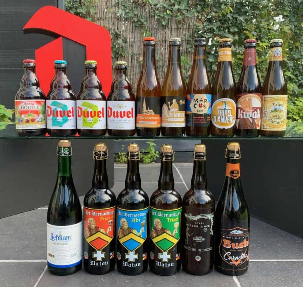 Les bières belges mésaillées au World Beer Award en 2020