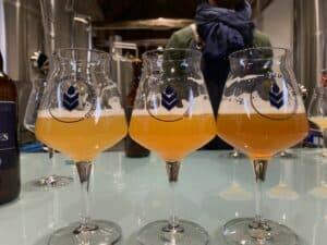 découvrez les bières de la brasserie artisanale de Vaucelles