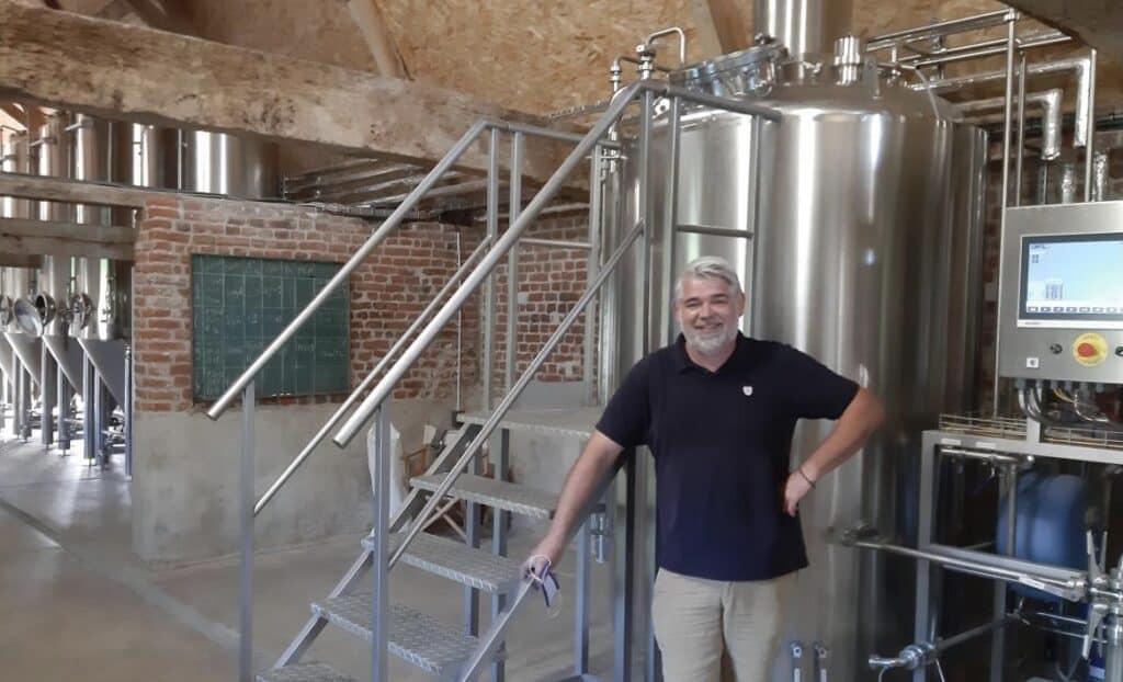 Découvrez les bières de la brasserie de l'Abbaye de Clairmarais
