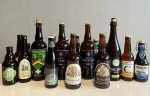 Les bières d'Abbaye et les bières trappiste de France, Belgique et du monde