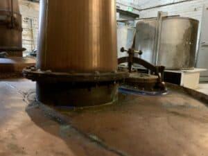 Visite de la distillerie Persyn à Houlle dans la Pas-de-Calais